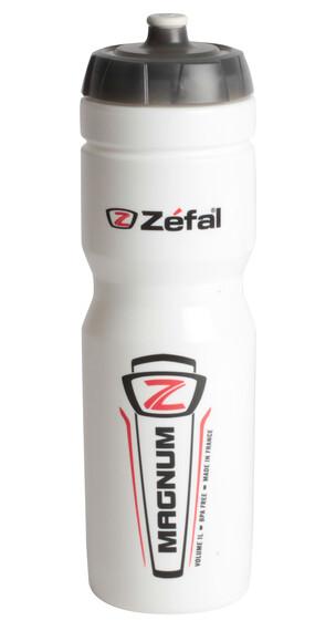 Zefal Magnum Trinkflasche 1000 ml weiß